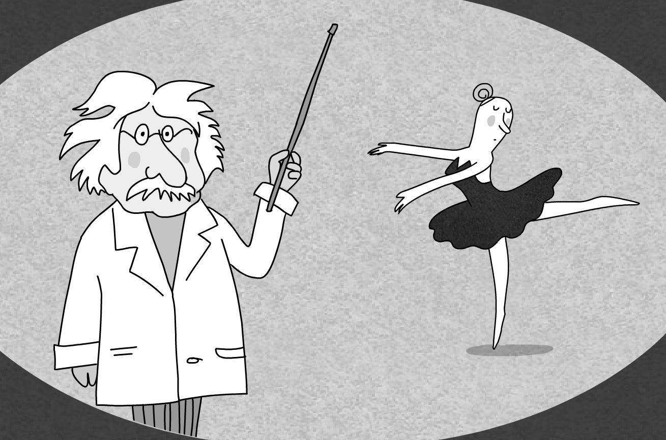 """TED Ed: The physics of the """"hardest move"""" in ballet"""