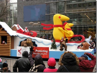 Santa Clause Parade Toronto & GTA
